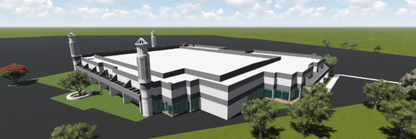 ICF New Expansion Center